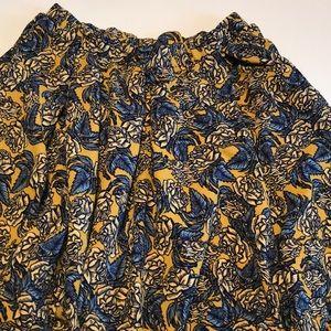 2xl Lularoe Madison skirt